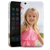 Cover con foto premium lucida (iPhone 6)