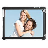 Custodia per tablet (iPad® 2/3)